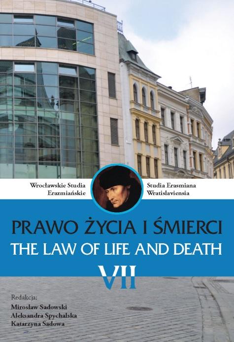 Prawo życia i śmierci