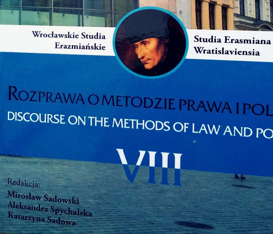 Rozprawa o metodzie prawa i polityki